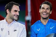 Roger vs Rafa: racchette a confronto